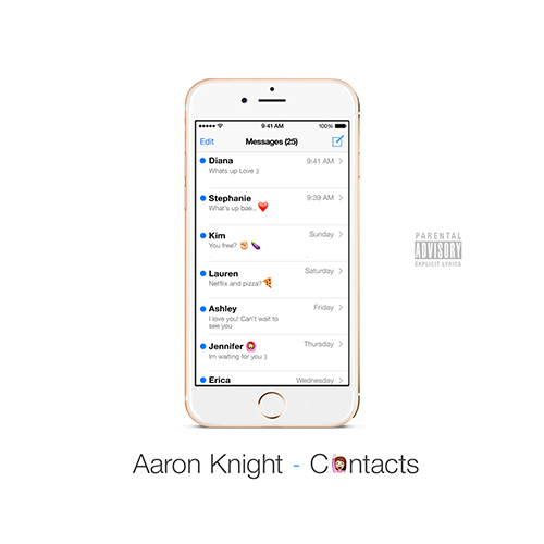 Aaron Knight - Contacts