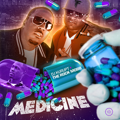 The Rock Mobb - Medicine