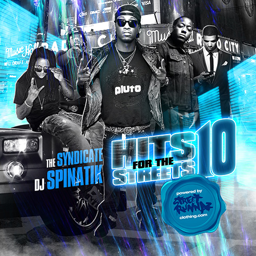 Hits for the Streets 10