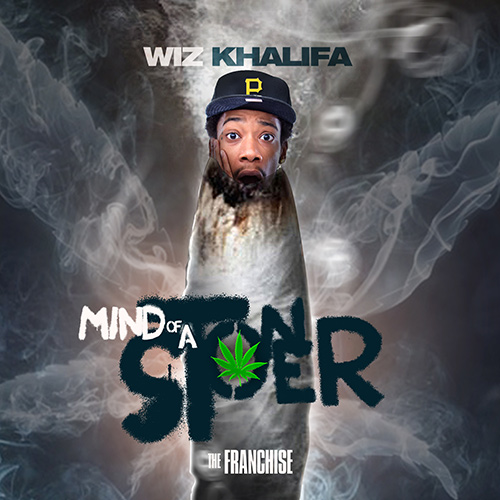 Wiz Khalifa - Mind of a Stoner